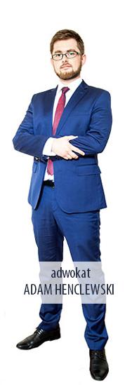 adwokat Adam Henclewski